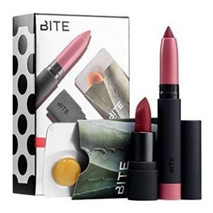 Sephora Bite Beauty Lip 3-piece Set. NWT!